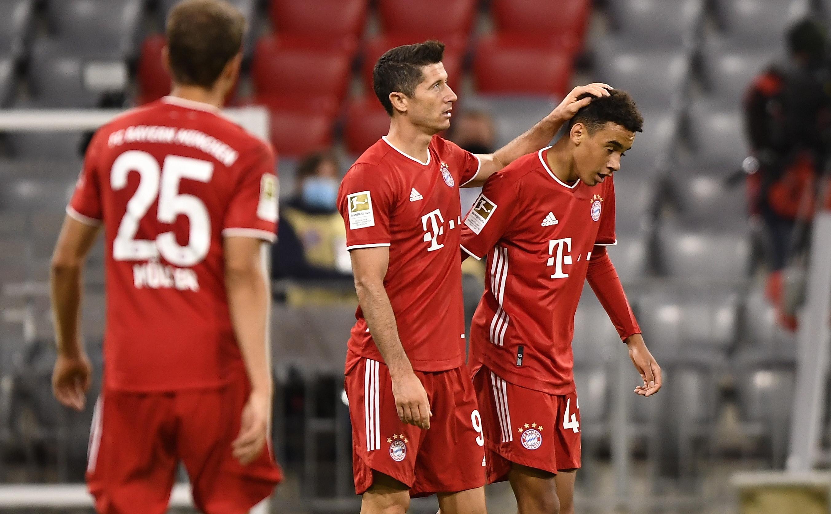 Bundesliga. Bayern - Schalke. Jamal Musiala błysnął talentem. Ustanowił rekord - Sport WP SportoweFakty