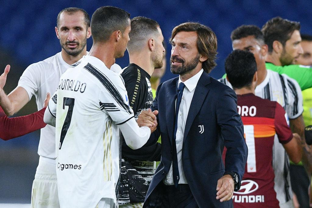 Serie A. Andrea Pirlo: Cristiano Ronaldo jest przykładem także dla mnie - Sport WP SportoweFakty