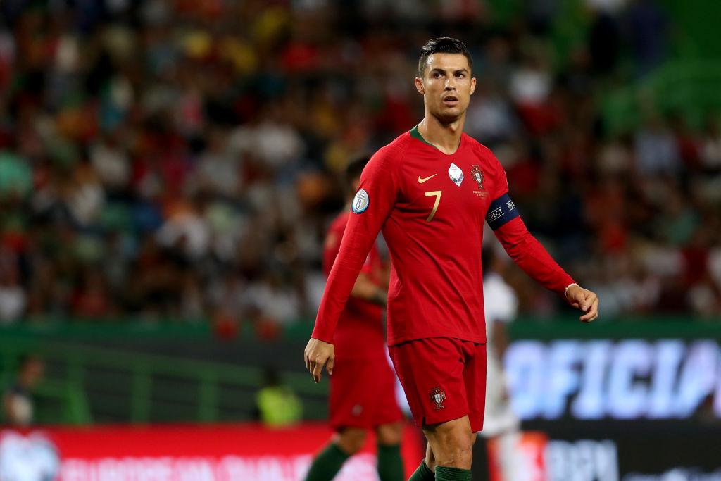 Koronawirus. Ile potrwa przerwa od gry Cristiano Ronaldo? Może nie zagrać w meczu z FC Barcelona - Sport WP SportoweFakty
